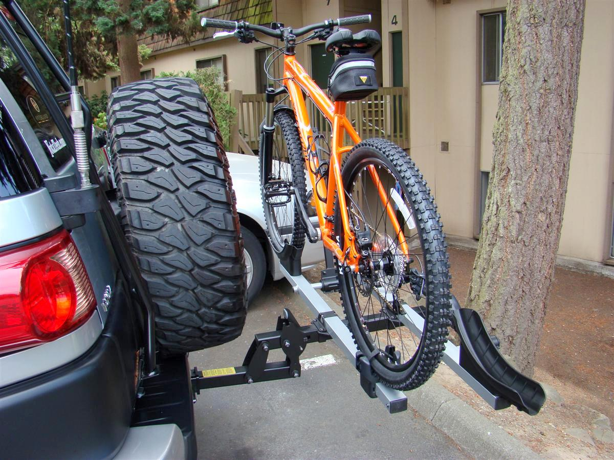 Tow Hitch Bike Rack >> Tow Hitch Bike Rack for FJ Cruiser - Page 2 - Toyota FJ ...