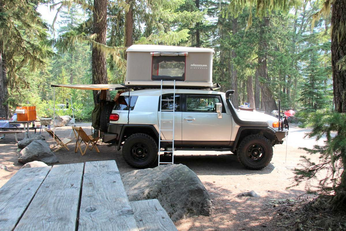 Camping Gear Reviews A Ton Page 12 Toyota Fj Cruiser