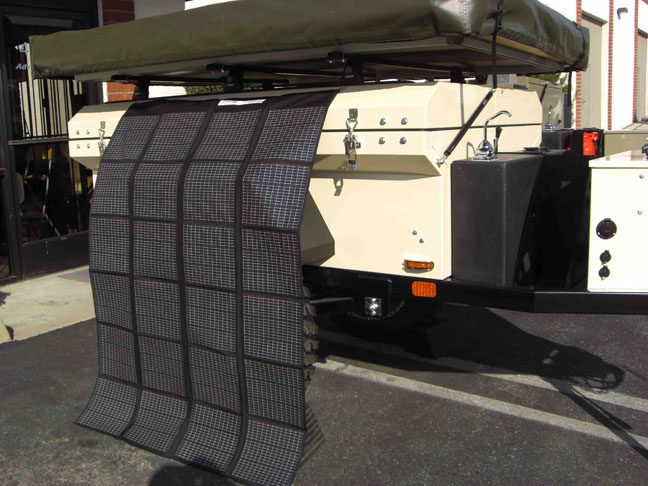 Solar Power For Camping Overlanding Trips Installed 6 27