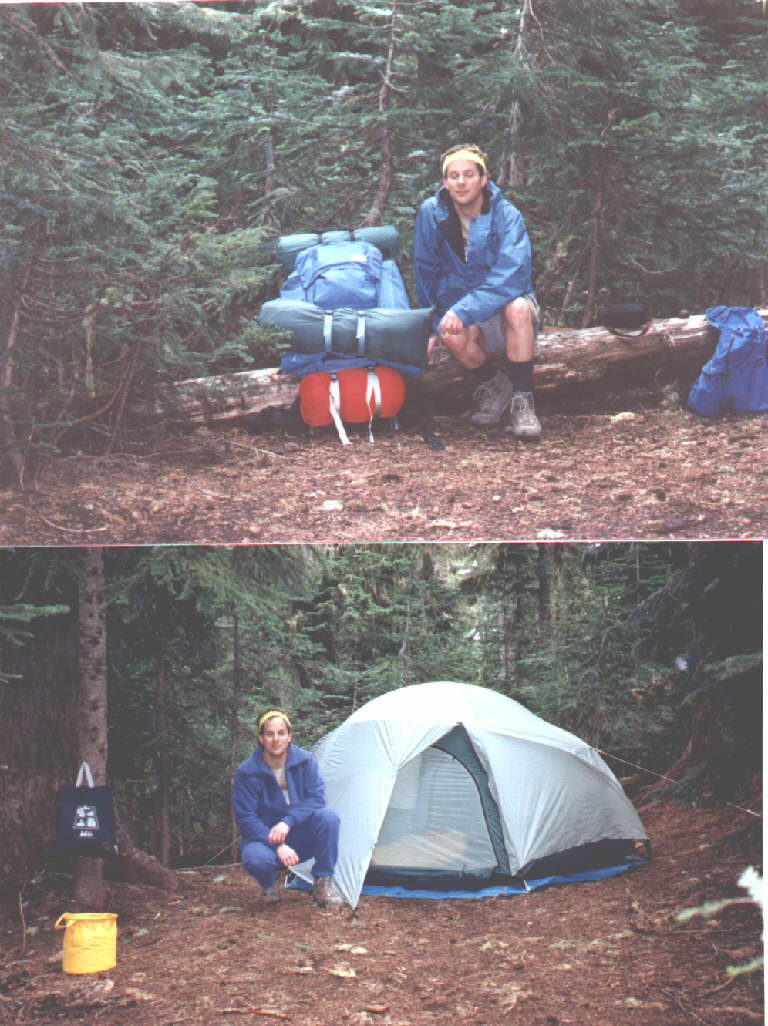 I also have an REI NiteLite one person backpacking tent that was much easier to carry than the one above but no pics online of it.  sc 1 st  Expedition Portal Forum & Post your tents - Expedition Portal