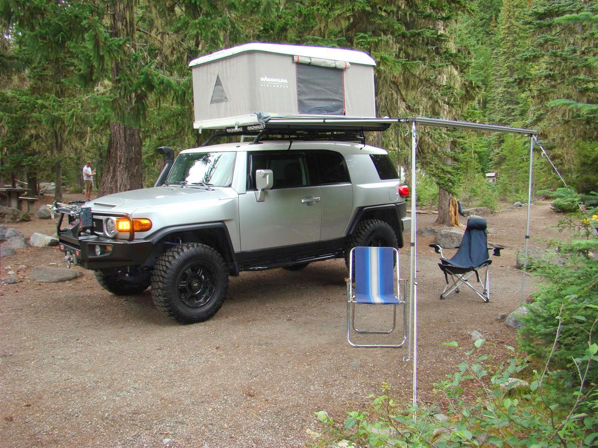 Weight Limits On Roof Top Tents Toyota Fj Cruiser Forum