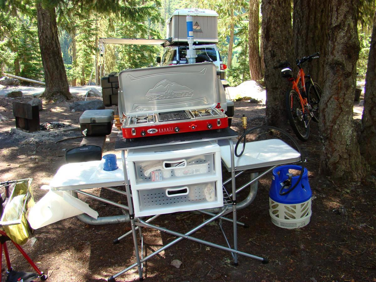 Let See Your Camping Pics With The Fj Toyota Fj