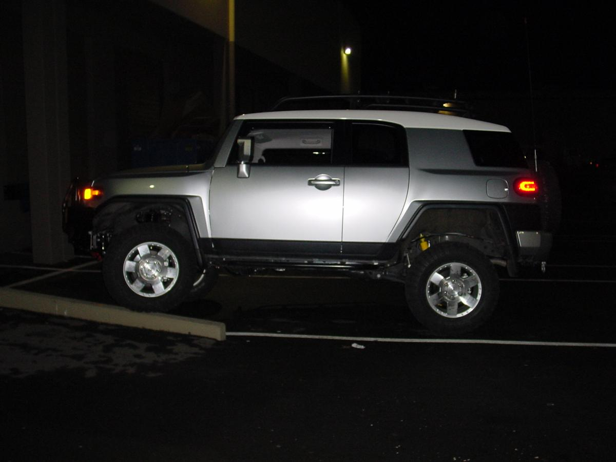 Corey s 2007 fj cruiser build up thread page 9 yotatech forums - Ok On With A Few Pictures Corey Is Offline