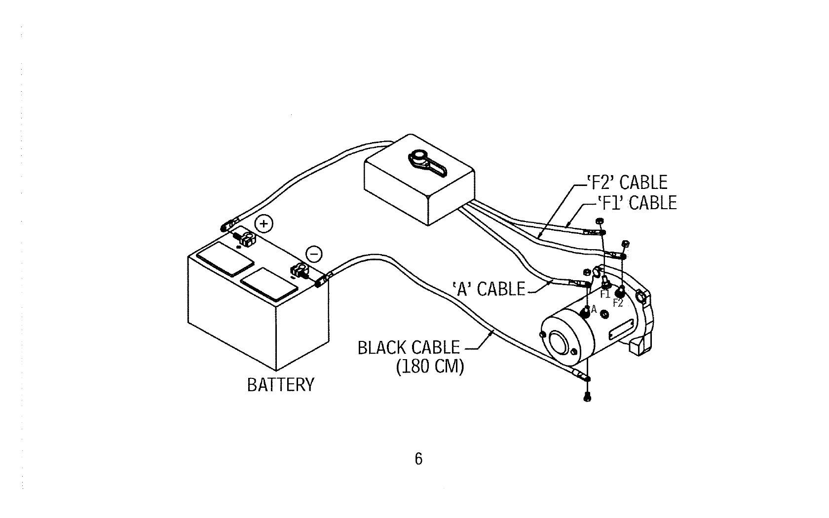 moving warn solenoid to engine bay (fjc)