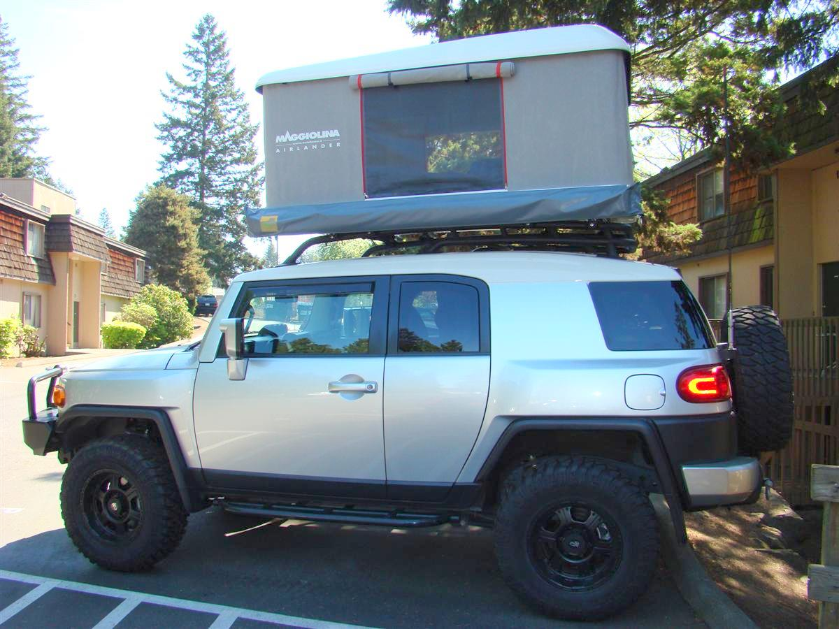 & Show me your roof top tents - Page 8 - Toyota FJ Cruiser Forum