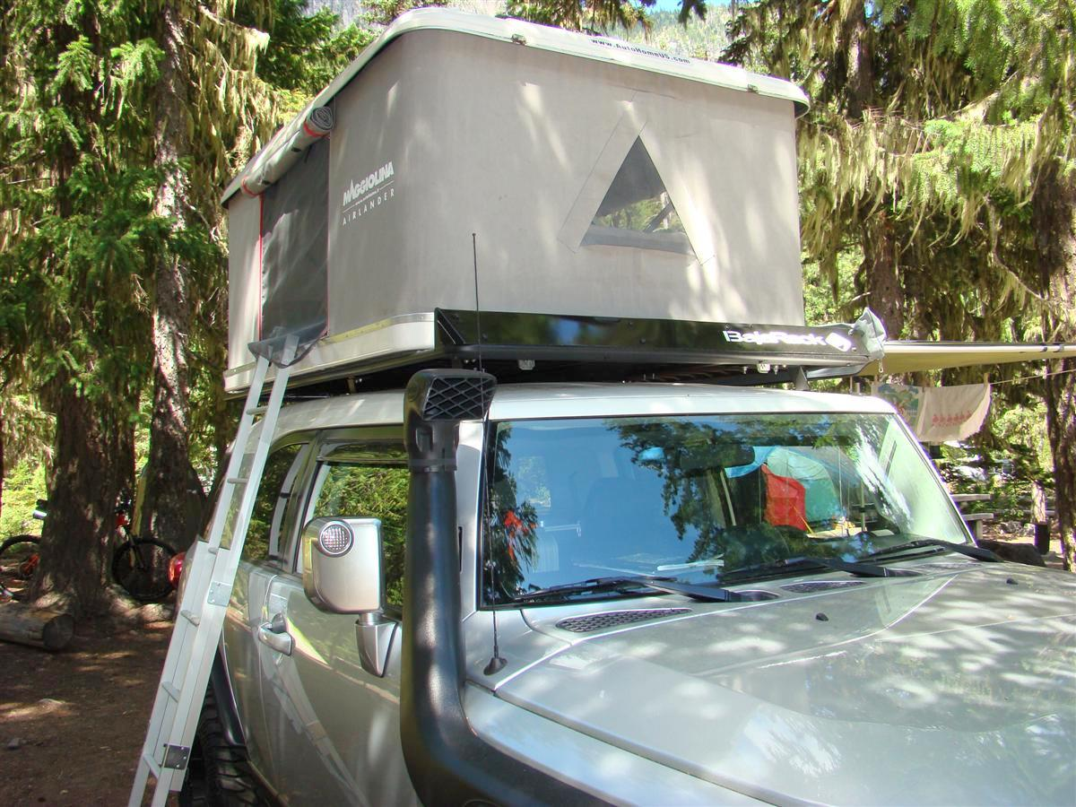 Maggiolina Airland Roof Top Tent Page 3 Toyota Fj