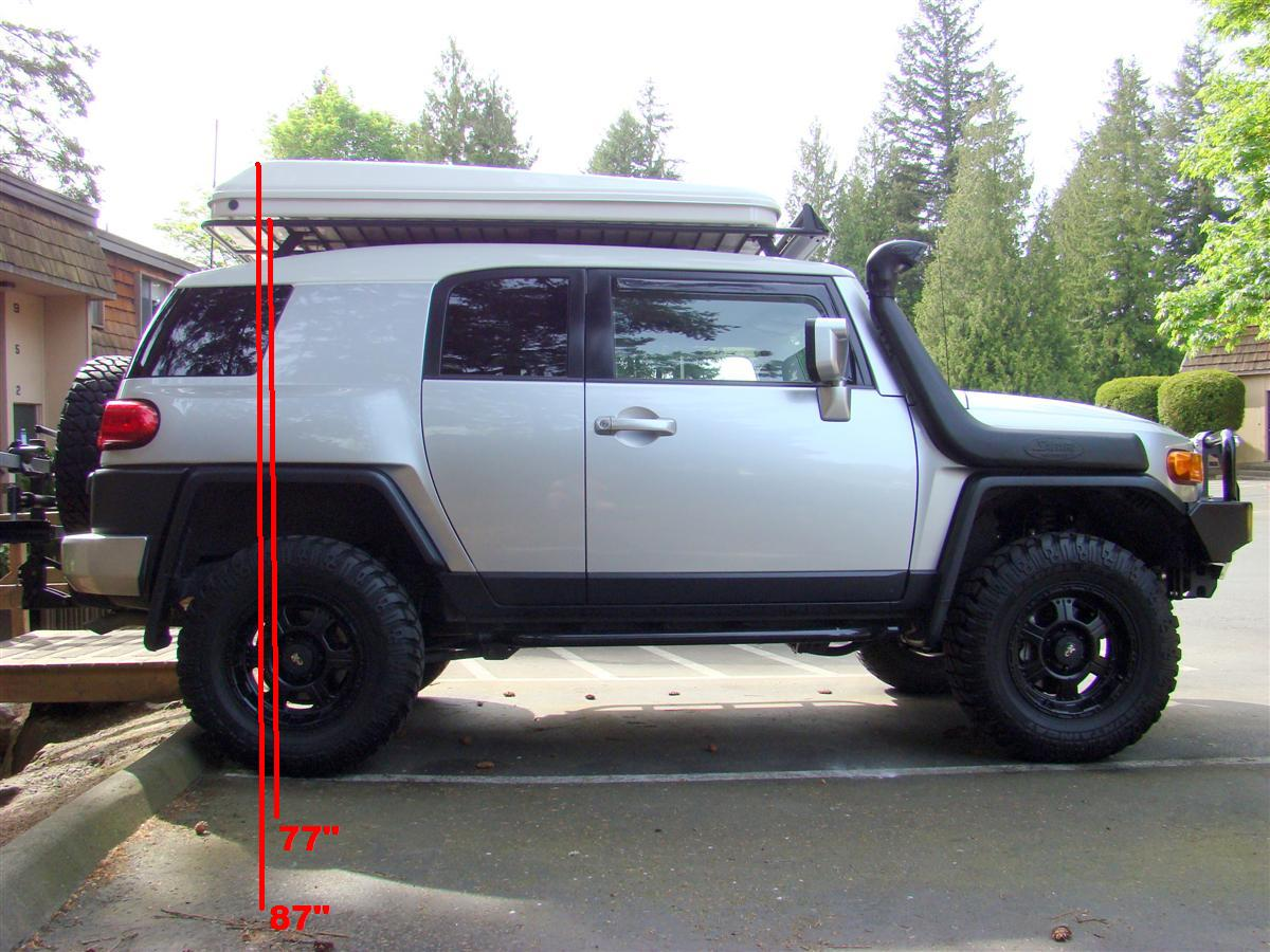& New BajaRack being made for my FJ [Archive] - Expedition Portal