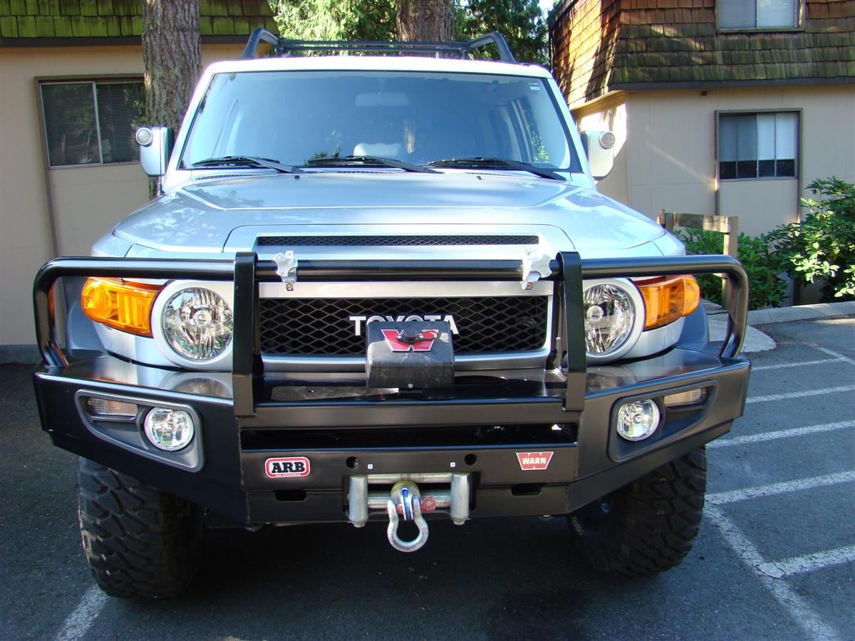 Corey s 2007 fj cruiser build up thread page 9 yotatech forums - I Am Anxious To See How It Rides Now On The Mountain Road I Drive When I Go Up To Greenwater Where I Wheel