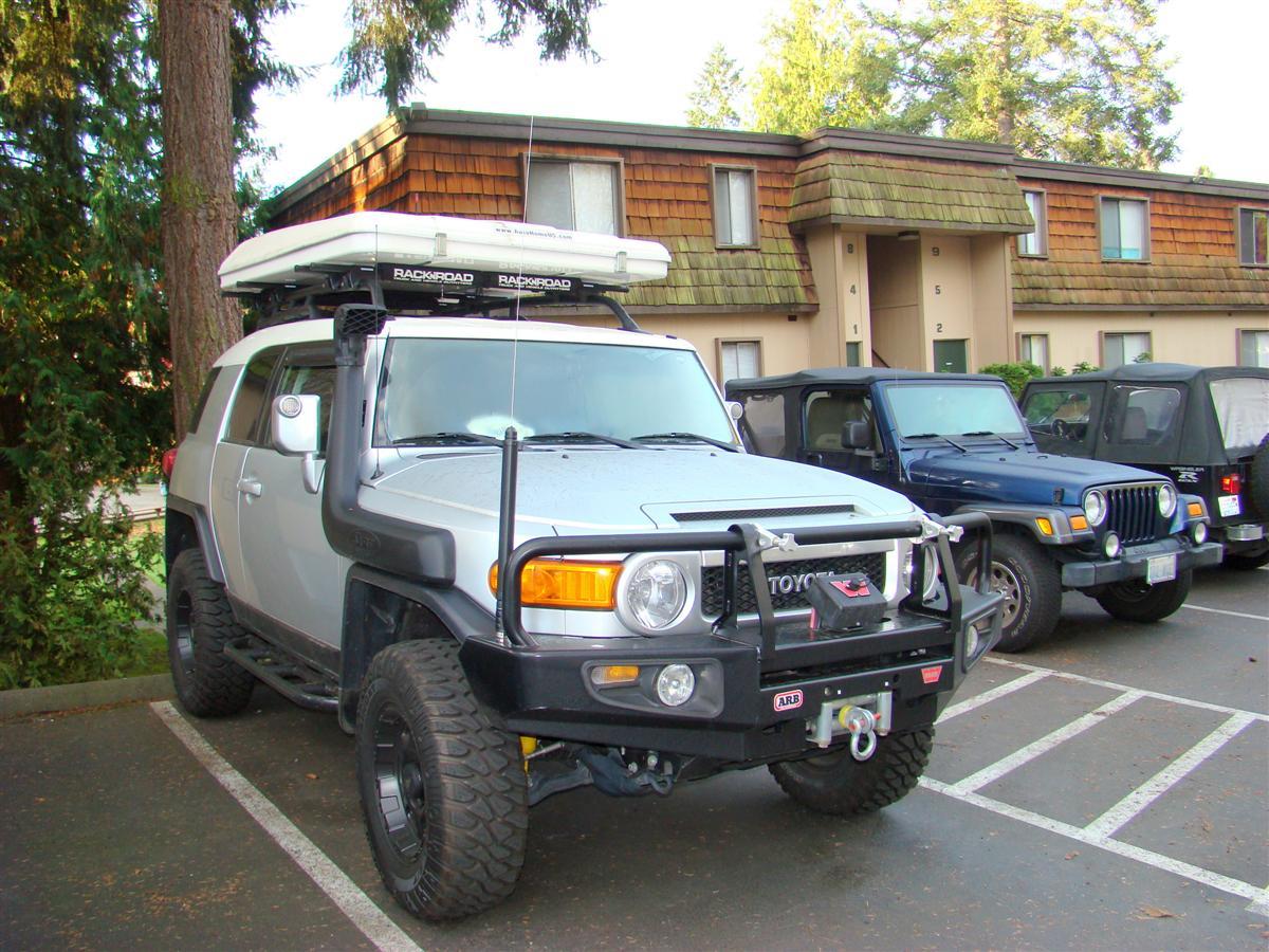 Yaesu Ft 857d Install In 2005 4runner Expedition Portal