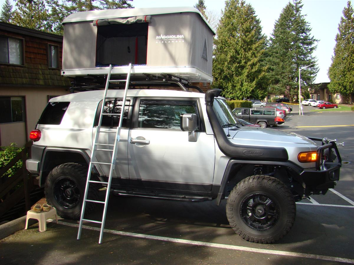 & Roof Top Tents? Which one? [Archive] - Expedition Portal