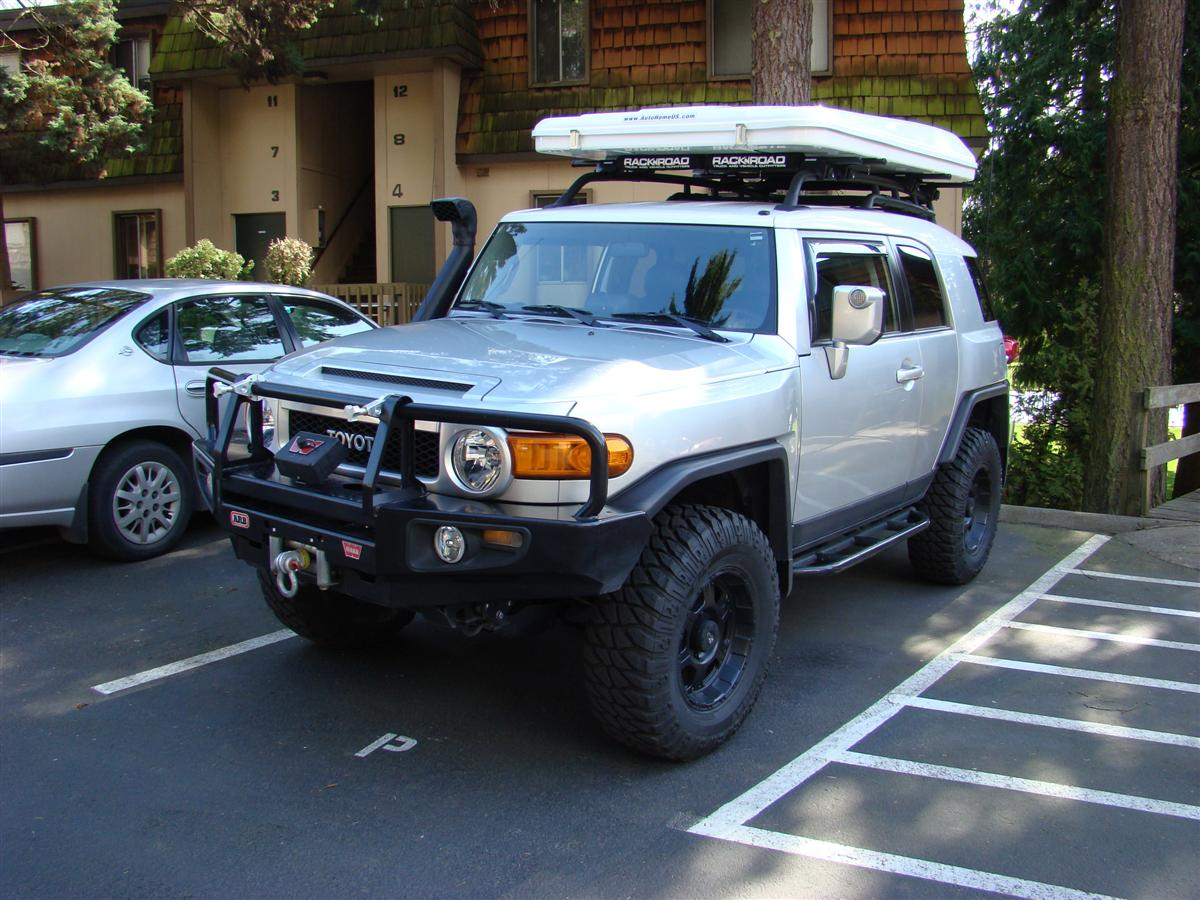 Show Me Your Roof Top Tents Page 4 Toyota Fj Cruiser Forum