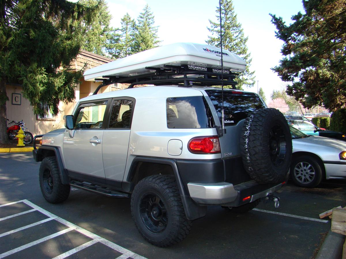 & Show me your roof top tents - Page 4 - Toyota FJ Cruiser Forum