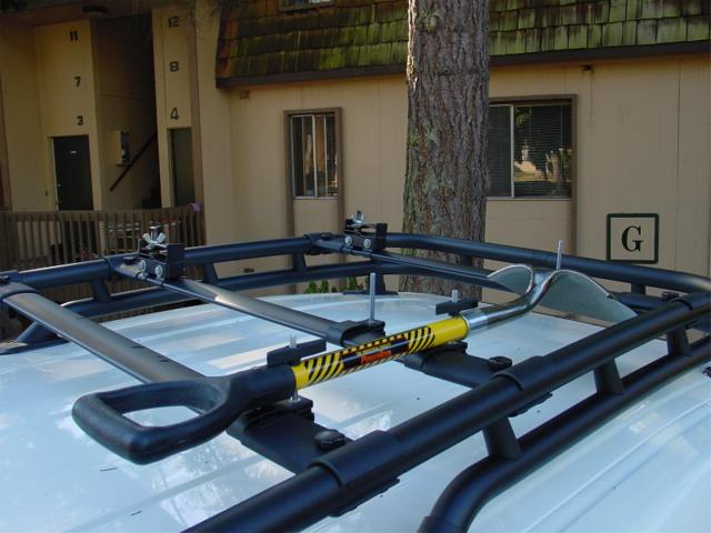 Factory Rack Accessories Toyota Fj Cruiser Forum
