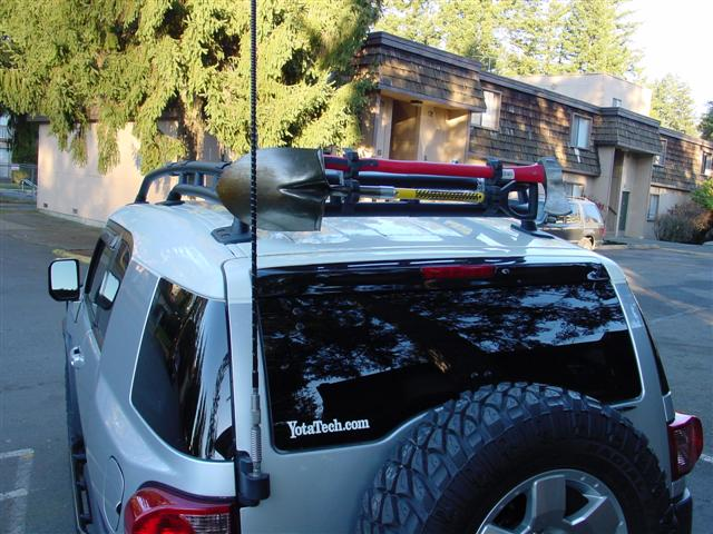 Roof Rack Accessory Mount Options Page 12 Toyota