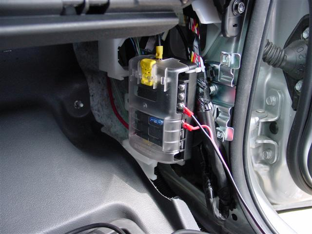 2007 Fuse Diagram As Well As Toyota Yaris Fuse Box Location Wiring
