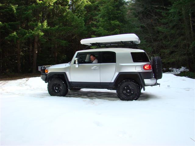 & FJ Cruiser Modifications Page Three