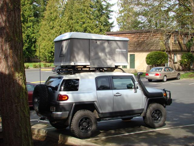 Maggiolina AirLand tent (check it out my rig is on that page the gallery page and the Toyota page in the gallery) Autohomeu0027s main site in Italy & FJ Cruiser Modifications Page Three