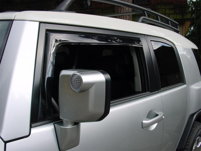 Who Likes Their Vent Visors And What Kind Are They