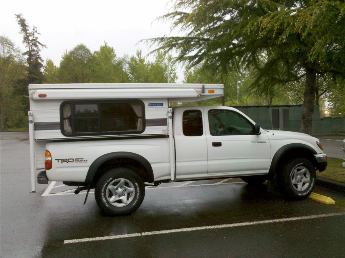 Campers For Toyota Tacoma Html Autos Weblog