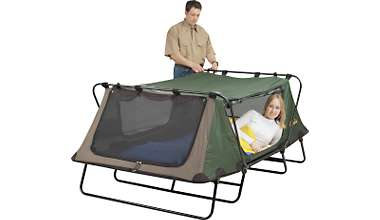 Two person  sc 1 st  Serious Explorations & Cabelau0027s Tent Cot | Ford Explorer and Ford Ranger Forums - Serious ...