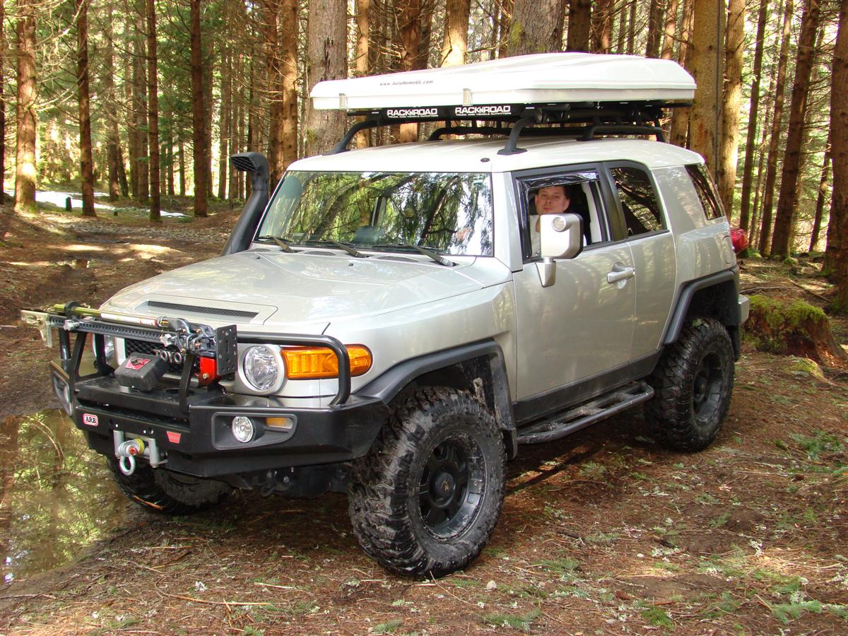 Corey s 2007 fj cruiser build up thread page 9 yotatech forums - Thanks Nate I Have A Few Fresh Pics From The Weekend Too
