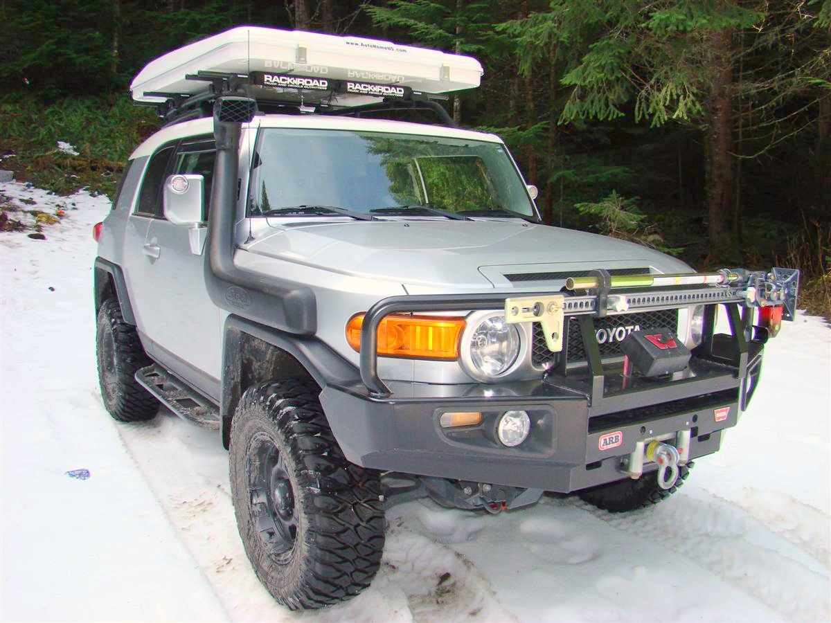 Corey s 2007 fj cruiser build up thread page 9 yotatech forums - Corey S 2007 Fj Cruiser Built For Expedtion Overland Daily Driver Expedition Portal